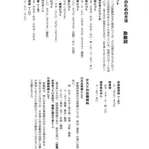 明日のための 助動詞・品詞の識別(中学3年)