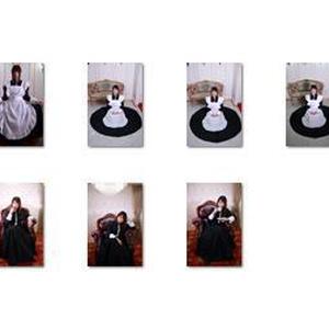 <PDF版> DID写真集 by Sentinel #003「知りすぎたメイド」