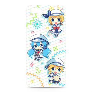 ミクリンレンiPhone5ケース