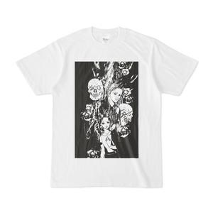 書生渡辺和樹の四つの覚書 Four memorandums T-shirt