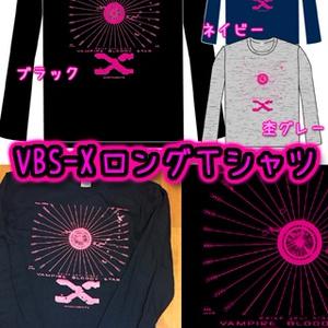 VBS-X ロングTシャツ