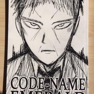 スパイ漫画 「 コードネーム・エメラルド 」