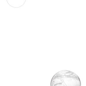 ポストカード【紐水晶】