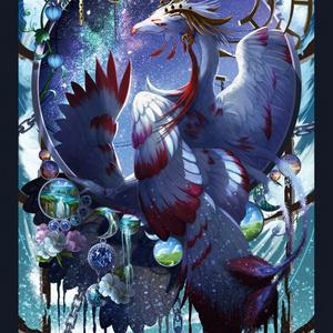 ポストカード2種セット【dragon】