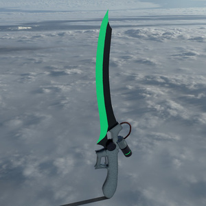 EN駆動型振動小刀 「震雷」