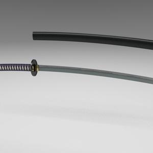試作日本刀セット(量産モデルX-01、ハイエンドモデルX-02)