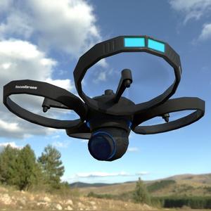 Recon Drone - 偵察用ドローンモデル