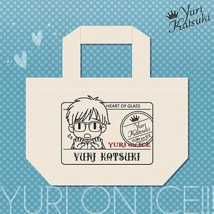 勇利&ヴィクトル&ユリオミニトートバッグ