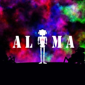 絵本 『 ALMA 』