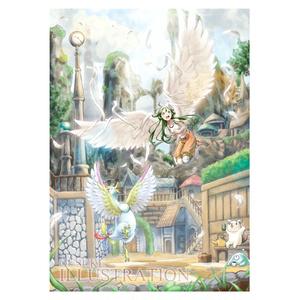 【DL版】桜祐イラスト集「OUSUKE ILLUSTRATION」
