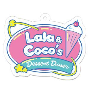 【Lala&Coco's】サインボード