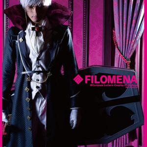 #コンパス ルチアーノ 写真集『FILOMENA』