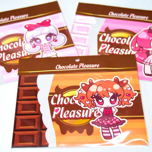 Chocolate Pleasureポストカード