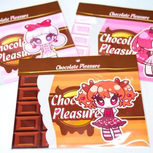 (匿)Chocolate Pleasureポストカード