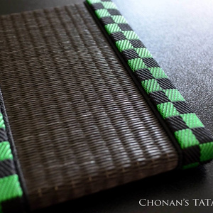 【畳縁】市松模様のミニ畳