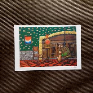 ポストカード レザーラビット5枚セット