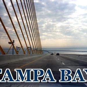 TAMPA BAY パーカー