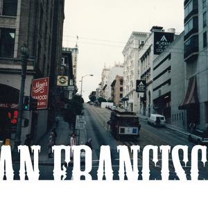 San Francisco パーカー