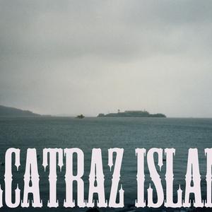 アルカトラズ島 パーカー