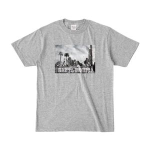 サンタモニカ Tシャツ(カラー)