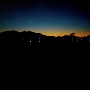 アメリカのとある夜景 iPhone用ケース