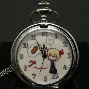 東方 ルーミア 懐中時計