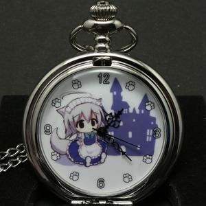 東方 犬咲夜 懐中時計