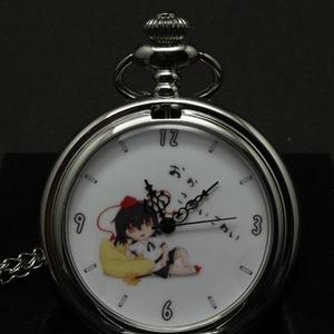 東方 射命丸文 懐中時計