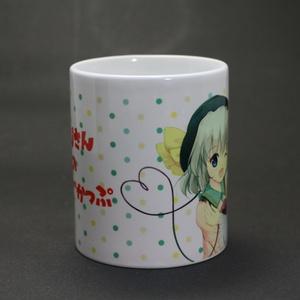 東方プロジェクト 古明地姉妹 マグカップ