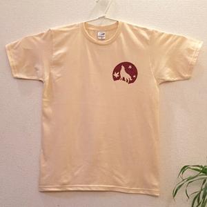 椛Tシャツ【ひなた色】