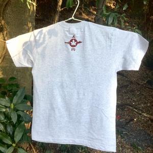 椛Tシャツ【白狼】