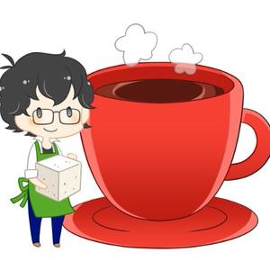 ぺごコーヒーアクキー