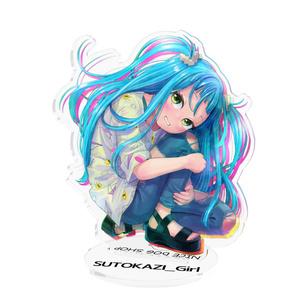 SUTOKAZI_Girl アクリルフィギュア