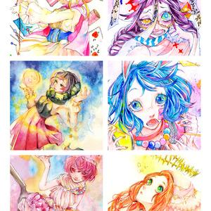 IllustrationBook 【PINK】 Girls collection vol.1