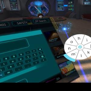 Pieinput【VR用キーボードソフトウェア】