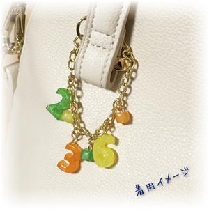 i7 イメージバッグチャーム #ピタゴラス☆ファイター
