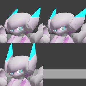 オリジナル3Dモデル:「リリアン」
