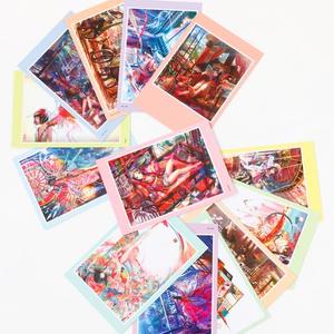 ポストカード13枚セット