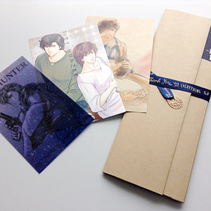CHコピー本『seventh heaven』&ポストカード3種セット
