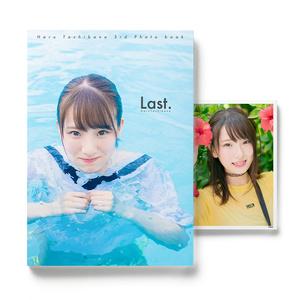 【C96】立花はる写真集『Last.』