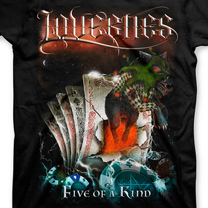 FIVE OF A KIND T-SHIRT