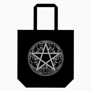 PENTAGRAM REUSABLE BAG (w/ MINI BAG) (LBZZ-0290)