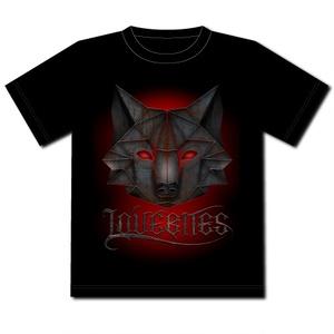 METALLIC WOLF T-SHIRT