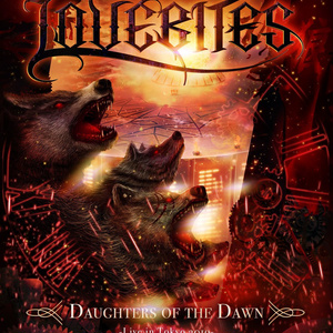 DAUGHTERS OF THE DAWN - LIVE IN TOKYO 2019 (BLU-RAY / DVD / 2CD)