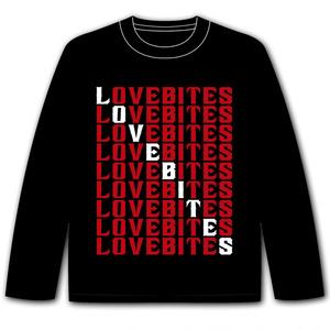 RED & WHITE LONGSLEEVE T-SHIRT