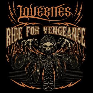 RIDE FOR VENGEANCE (ALT.) LONGSLEEVE T-SHIRT