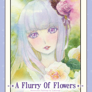 A flurry of flowers