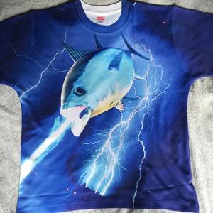 ACE OF SEAFOOD フルグラフィックTシャツ(Mサイズ)