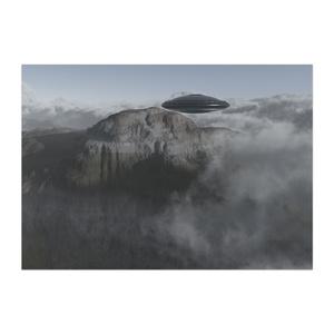UFOポスター