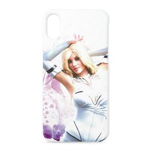 iPhoneX用ケース 女性像3
